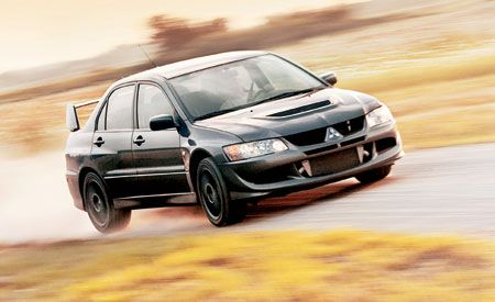 Mitsubishi Lancer Evolution MR Edition