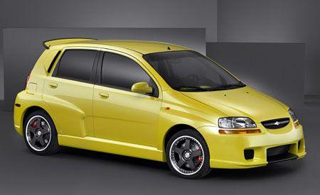Chevrolet Aveo Xtreme