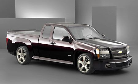 Chevrolet Colorado SS