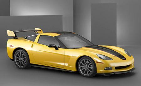 Chevrolet Corvette Show & Go