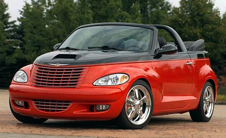 Chrysler PT Speedster