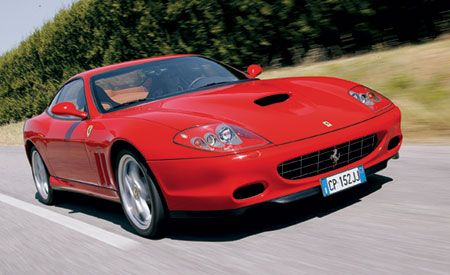 Ferrari Goes Street Racing