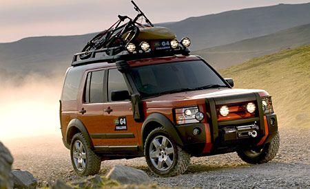 Land Rover LR3 G4