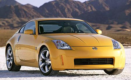 Nissan 350Z 35th Anniversary Model