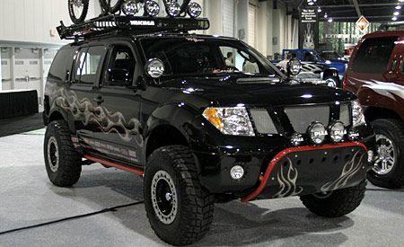 Nissan RCH Pathfinder