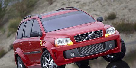 Volvo Xc90 Puv