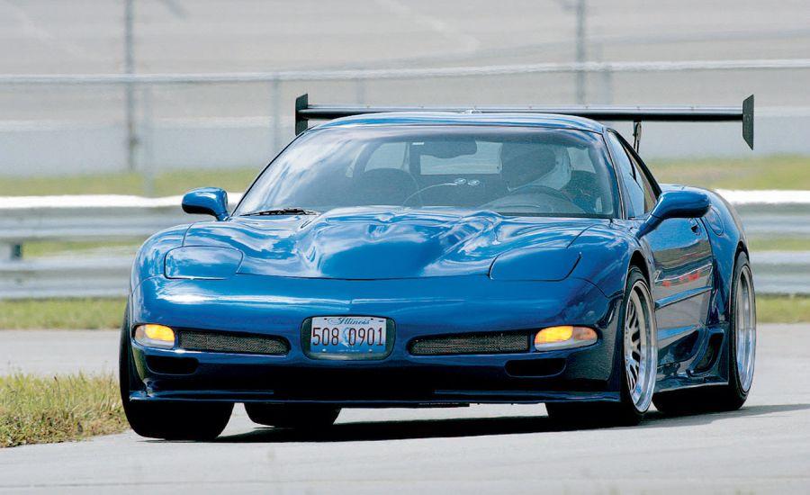 2002 MTI Z07 Corvette