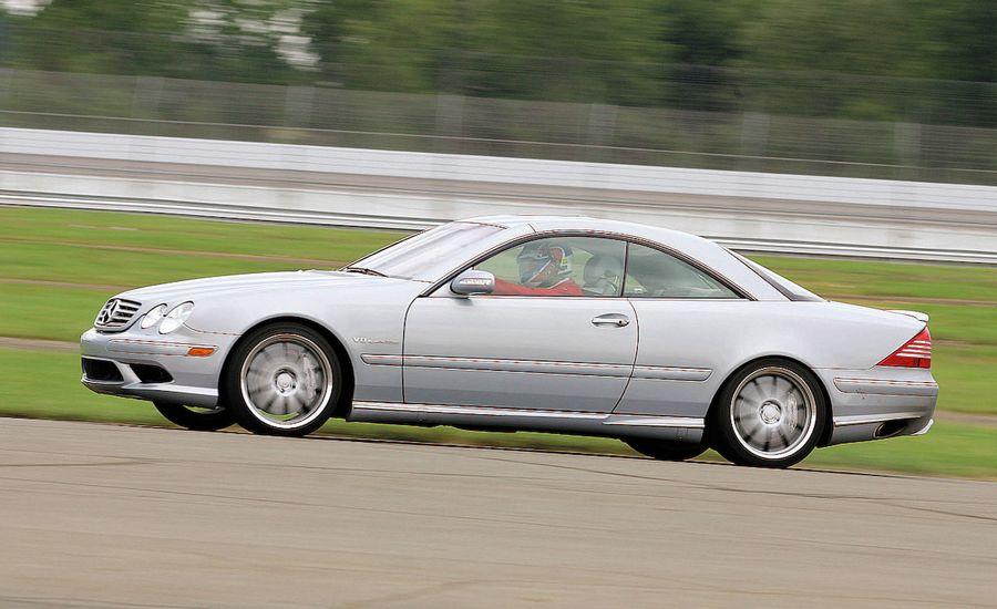 2003 RENNtech CL55