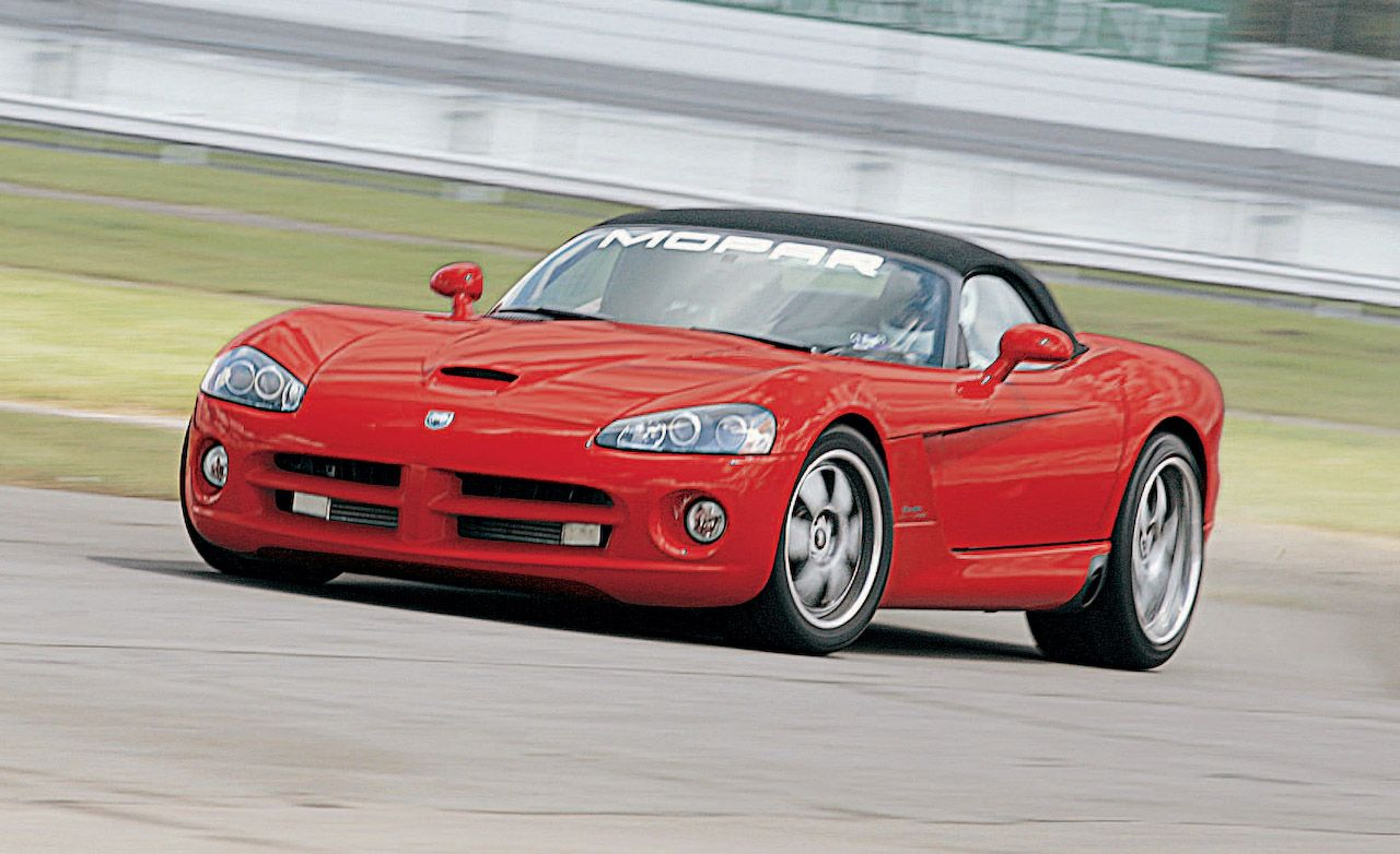 2004 Hennessey Venom Twin Turbo SRT-10