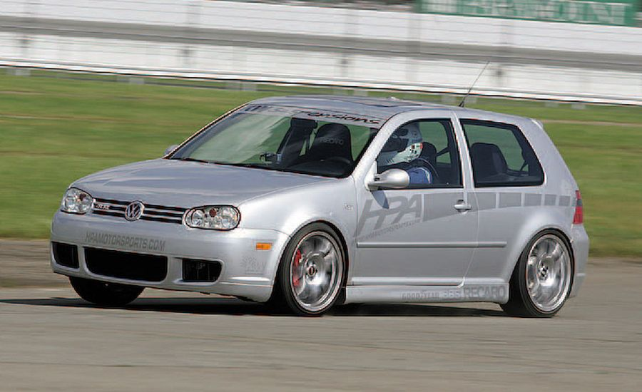 2004 HPA Motorsports Stage II Twin Turbo R32