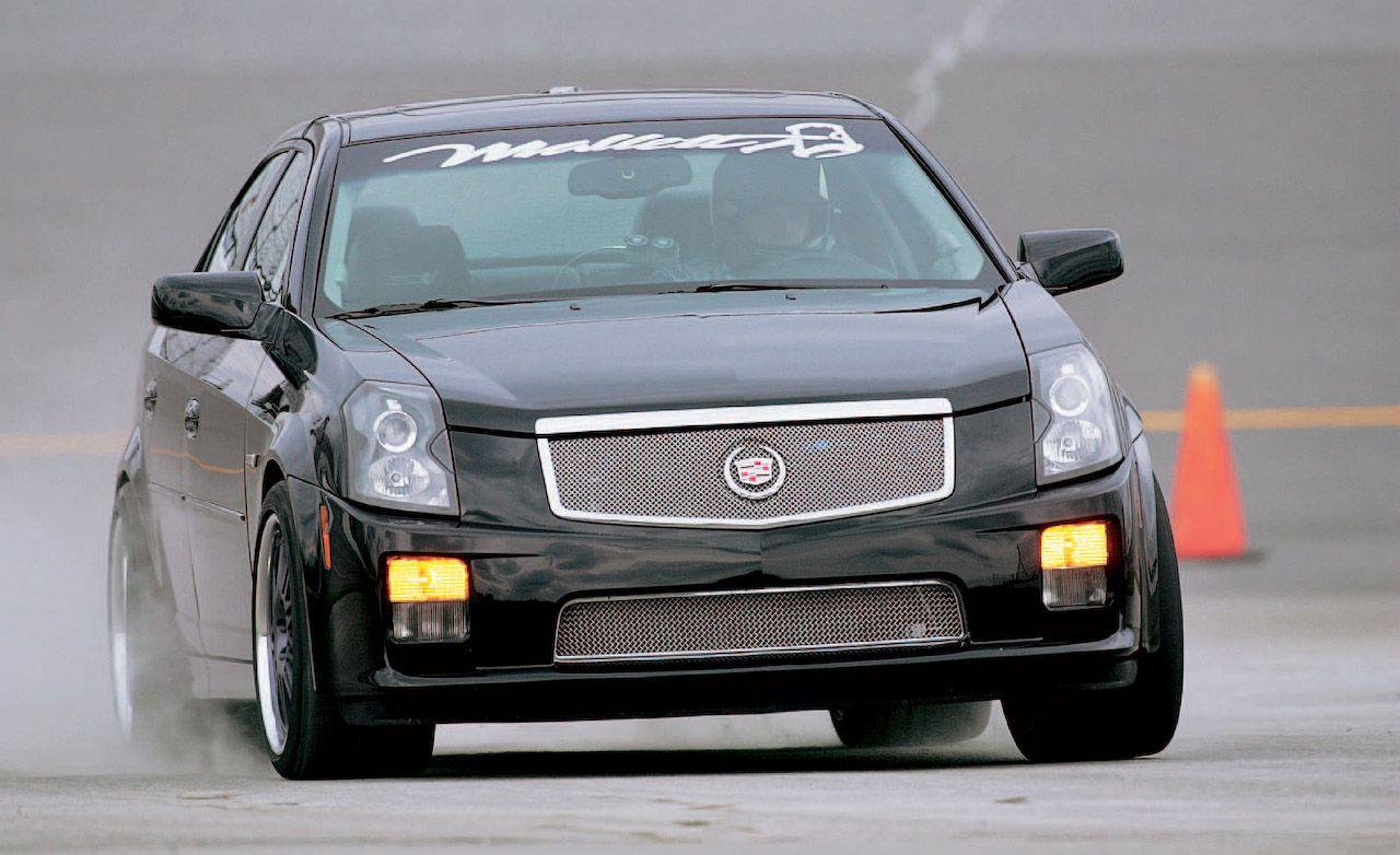 2004 Mallett Cadillac CTS-V