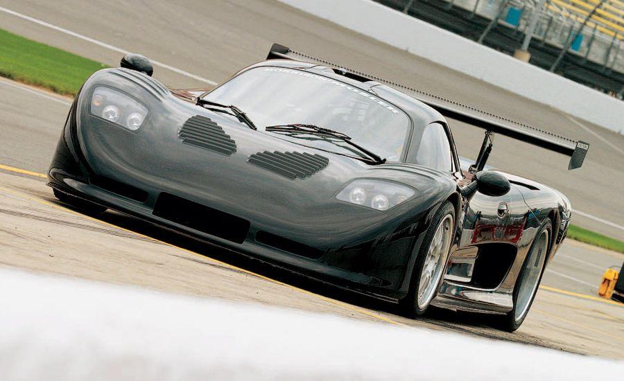 2004 Mosler MT900S