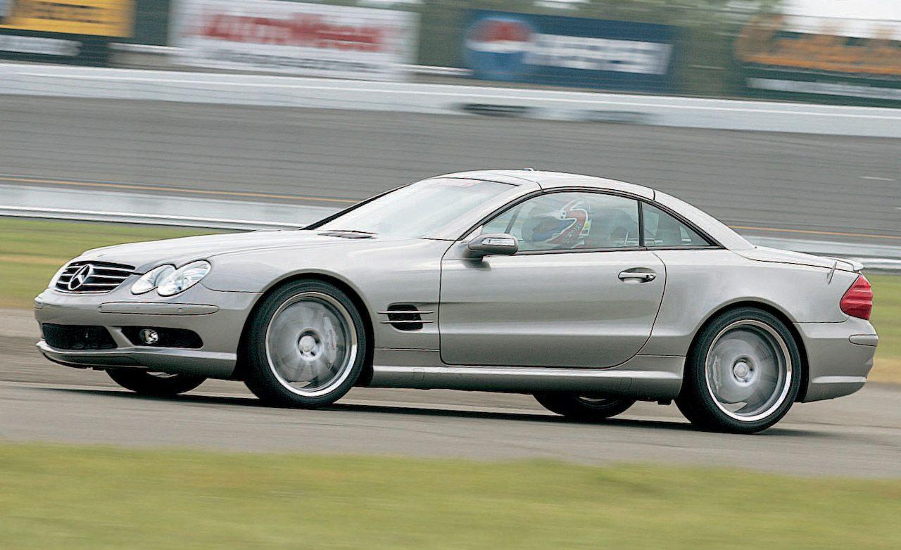 2004 RENNtech SL600