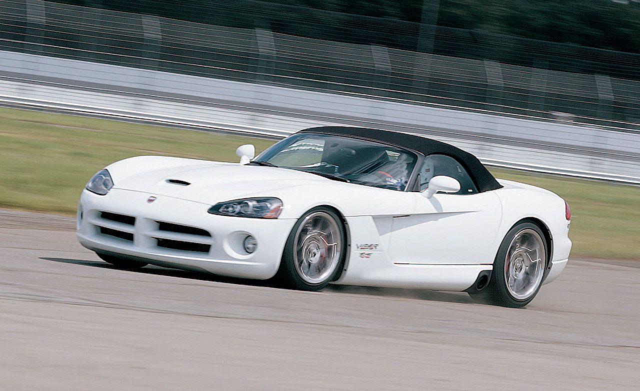2004 RSI SR Twin Turbo Viper SRT-10