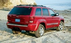 Jeep Grand Cherokee Limited 4WD 5.7L