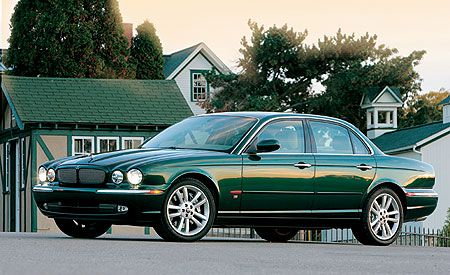 2004 jaguar xjr supercharged