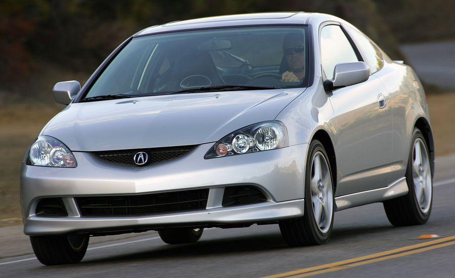Acura RSX TypeS Short Take Road Test Reviews Car And - Acura rsx quarter mile