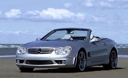 Dodge Ram Build And Price >> 2005 Mercedes-Benz SL65 AMG