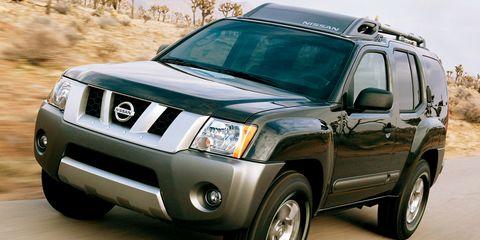 nissan xterra manual transmission review