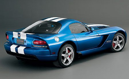Dodge Ram Srt10 For Sale >> 2006 Dodge Viper SRT-10 Coupe | First Drive Review | Reviews | Car and Driver