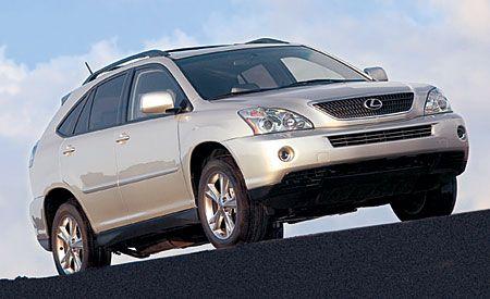 2006 Lexus RX400h