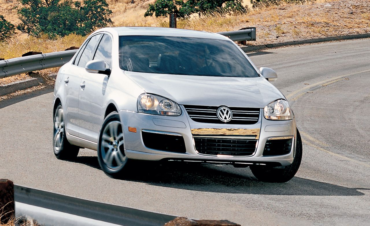 2006 Volkswagen Jetta Road Test