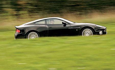 Aston Martin V-12 Vanquish S