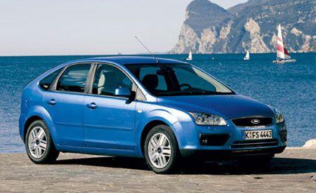 European Ford Focus