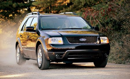 & Ford Freestyle SEL AWD | Road Test | Reviews | Car and Driver markmcfarlin.com
