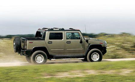 Aston Martin Bed >> Hummer H2 SUT