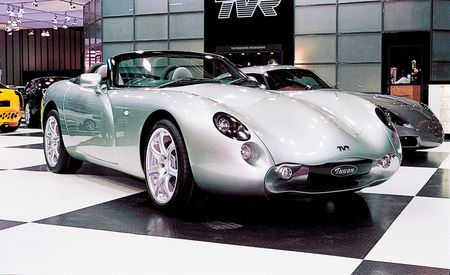 A Russian Revolution at TVR
