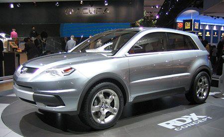 Acura RD-X Concept on