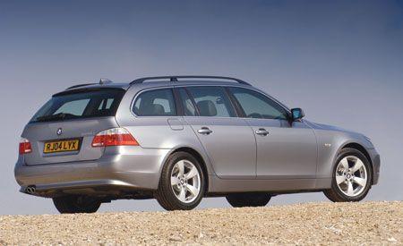 BMW Xi Sport Wagon Auto Shows News Car And Driver - 2008 bmw 530xi