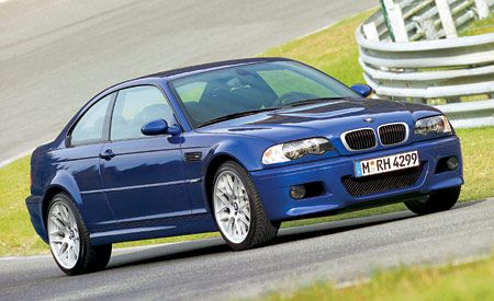 BMW M3 Competition Package