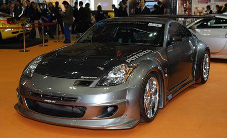 Esprit 350Z Z33-R