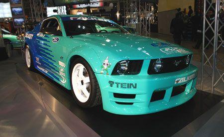 Falken Mustang GT