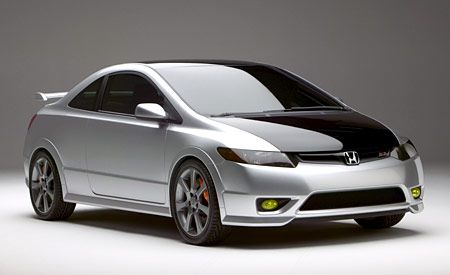 Honda si 2005