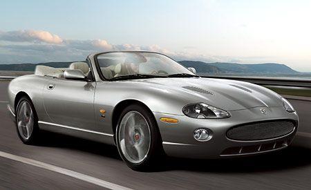 Jaguar XK Victory