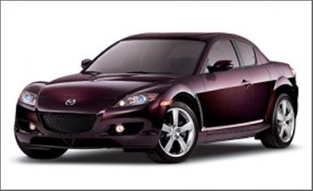 Mazda RX-8 Shinka Special Edition & 2006 Mazda RX-8