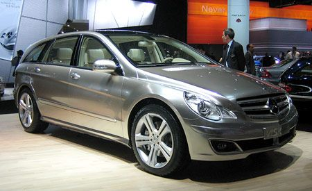 Mercedes-Benz Vision R Concept