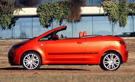 Mitsubishi Colt Coupe-Cabriolet Concept