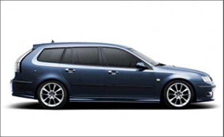 Saab 9 3 Sportcombi