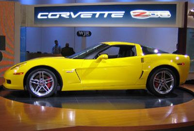 Under the Skin of the Z06