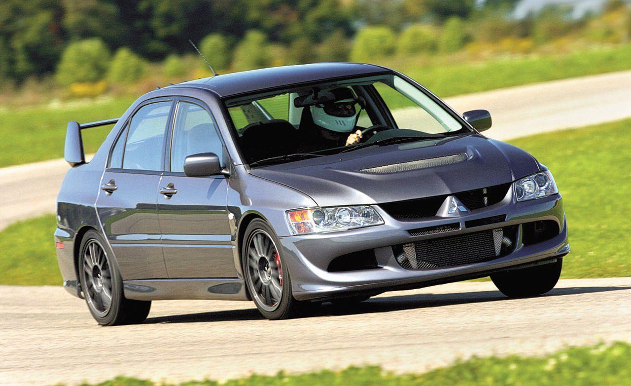 2005 Mitsubishi Lancer Evolution MR Edition
