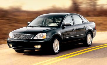 Ford Five Hundred Limited AWD