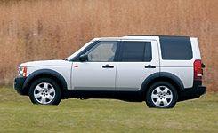 Land Rover LR3 HSE