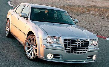 Chrysler 300C SRT-8