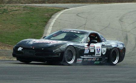 Day Three - New Hampshire International Speedway