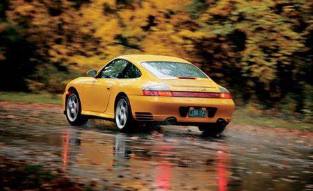 2003 Porsche 911 Carrera 4S