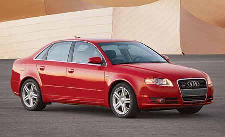 Audi A4 2 0 T >> 2005 5 Audi A4 2 0t Quattro